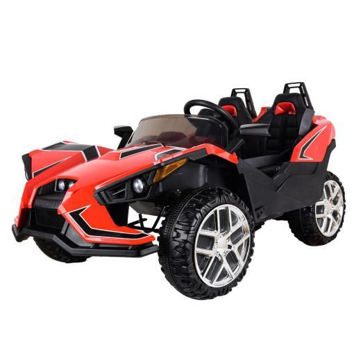 ferngesteuerter kinderbuggy elektro kinderauto sf01 - 1
