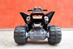 Elektroquad Kinderquad für Kinder ab 3 Jahre 12V Schwarz Groß Quad-6