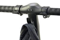 Elektro Scooter, E-Scooter, Trettroller, 36V Brushless Motor - 6.6A mit LG Akku 20km/h, Bremsen, Tacho - S10 - klappbar Schwarz holz trittbrett-11