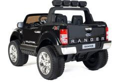 Elektro Kinderfahrzeug Kinderauto für Kinder ab 2 Jahre 2 Sitzer Zwei Sitzer Ford Ranger Rot Jeep 4x4 12V Mp4-4