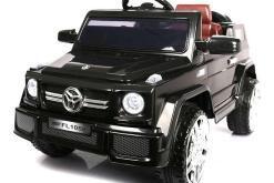 Elektro Kinderfahrzeug Kinderauto Jeep 12V Schwarz für Kinder ab 2 Jahre Groß-1