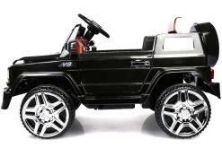 Elektro Kinderfahrzeug Kinderauto Jeep 12V Schwarz für Kinder ab 2 Jahre Groß-3