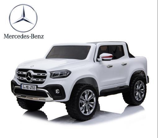 mercedes-x-klasse-lizenziertes-kinderfahrzeug-weiss
