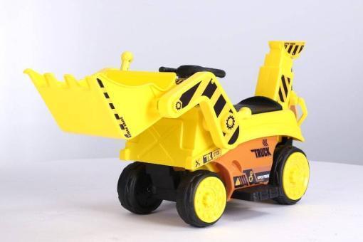 mini bagger kinderfahrzeug für kinder ab 2 jahre