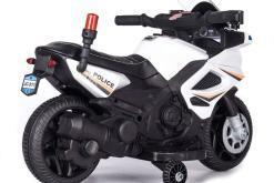 Elektro Kindermotorrad Polizei - 911 - 2