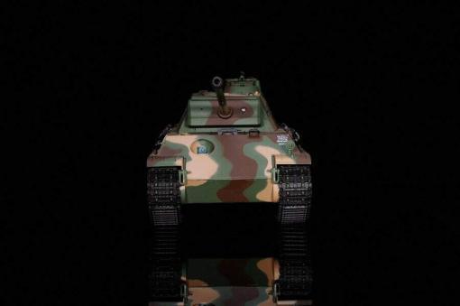 Ferngesteuerter Panzer mit Schuss Panther G Heng Long 1-16 mit Rauch&Sound und Stahlgetriebe - 2,4Ghz -V 6.0 -10