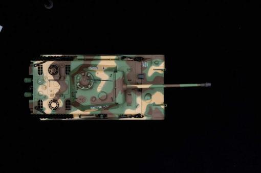 Ferngesteuerter Panzer mit Schuss Panther G Heng Long 1-16 mit Rauch&Sound und Stahlgetriebe - 2,4Ghz -V 6.0 -11