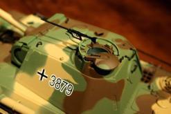Ferngesteuerter Panzer mit Schuss Panther G Heng Long 1-16 mit Rauch&Sound und Stahlgetriebe - 2,4Ghz -V 6.0 -14