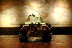 Ferngesteuerter Panzer mit Schuss Panther G Heng Long 1-16 mit Rauch&Sound und Stahlgetriebe - 2,4Ghz -V 6.0 -3