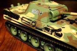 Ferngesteuerter Panzer mit Schuss Panther G Heng Long 1-16 mit Rauch&Sound und Stahlgetriebe - 2,4Ghz -V 6.0 -5