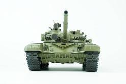Ferngesteuerter Panzer mit Schuss Russicher T-72 Heng Long 116, Stahlgetriebe -2,4Ghz -V 6.0 -10