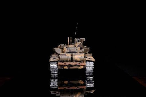 Ferngesteuerter Panzer mit Schuss Russland T90 Heng Long 1-16 mit Rauch&Sound + 2,4Ghz V6.0 -PRO 11