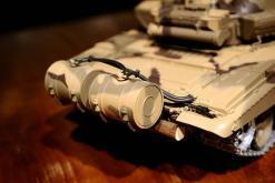 Ferngesteuerter Panzer mit Schuss Russland T90 Heng Long 1-16 mit Rauch&Sound + 2,4Ghz V6.0 -PRO 13