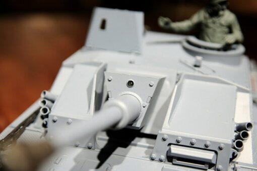 Ferngesteuerter Panzer mit Schuss Sturmgeschütz III - Stug 3 Heng Long 1-16 Rauch&Sound -2,4Ghz -PRO -10