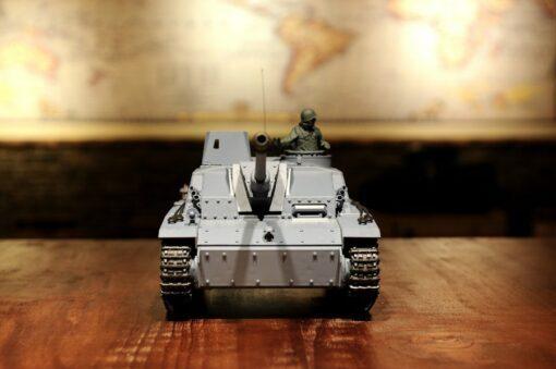 Ferngesteuerter Panzer mit Schuss Sturmgeschütz III - Stug 3 Heng Long 1-16 Rauch&Sound -2,4Ghz -PRO -4
