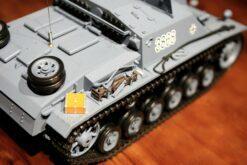 Ferngesteuerter Panzer mit Schuss Sturmgeschütz III - Stug 3 Heng Long 1-16 Rauch&Sound -2,4Ghz -PRO -7