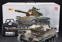 Ferngesteuerter Panzer mit Schuss U.S. M41 A3 WALKER BULLDOG Heng Long 1-16 -2,4Ghz V6.0 -PRO -14