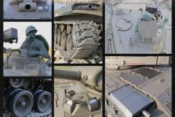 Ferngesteuerter Panzer mit Schuss U.S. M41 A3 WALKER BULLDOG Heng Long 1-16 -2,4Ghz V6.0 -PRO -6