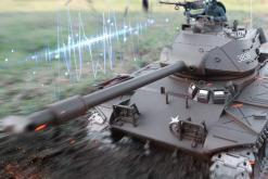 Ferngesteuerter Panzer mit Schuss U.S. M41 A3 WALKER BULLDOG Heng Long 1-16 -2,4Ghz V6.0 -PRO -7