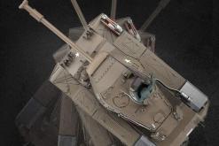 Ferngesteuerter Panzer mit Schuss U.S. M41 A3 WALKER BULLDOG Heng Long 1-16 -2,4Ghz V6.0 -PRO -8