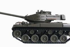 Ferngesteuerter Panzer mit Schuss U.S. M41 A3 WALKER BULLDOG Heng Long +Metallgetriebe -2,4Ghz -V 6.0 -3