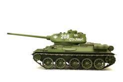 Fernsteuerter Panzer mit Schuss Russischer T-34-85 Heng Long -Rauch&Sound + 2,4Ghz - PRO -3