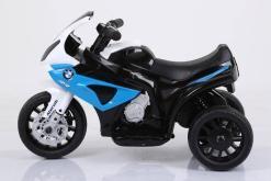 bmw kindermotorrad lizeniert s1000 - dreirad - blau -2