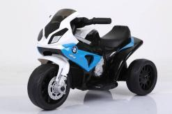 bmw kindermotorrad lizeniert s1000 - dreirad - blau -3