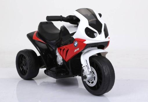 bmw kindermotorrad lizeniert s1000 - dreirad - rot -1