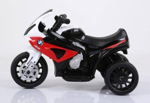 bmw kindermotorrad lizeniert s1000 - dreirad - rot -2