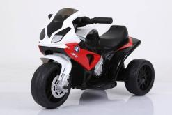 bmw kindermotorrad lizeniert s1000 - dreirad - rot -3