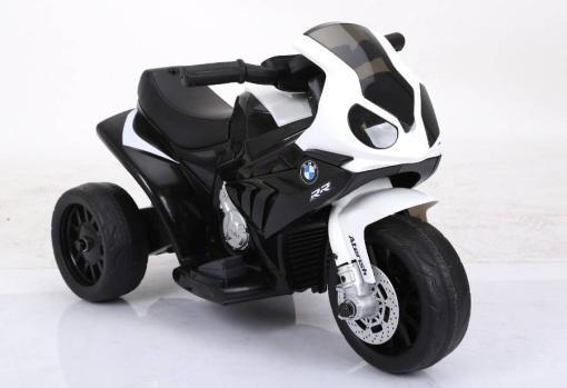 bmw kindermotorrad lizeniert s1000 - dreirad - schwarz -1