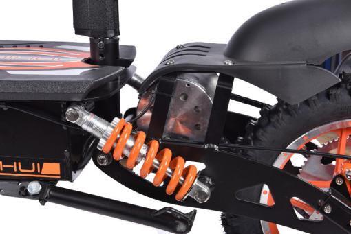 lektro scooter 48v 40kmh schnell - 002- 6