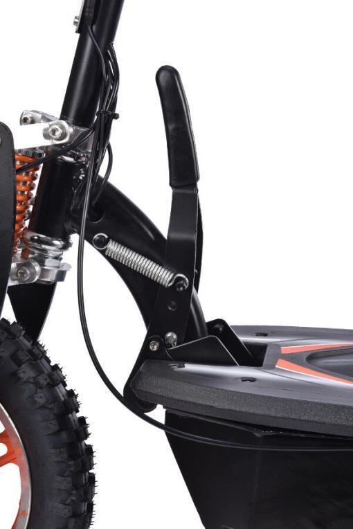 lektro scooter 48v 40kmh schnell - 002- 8