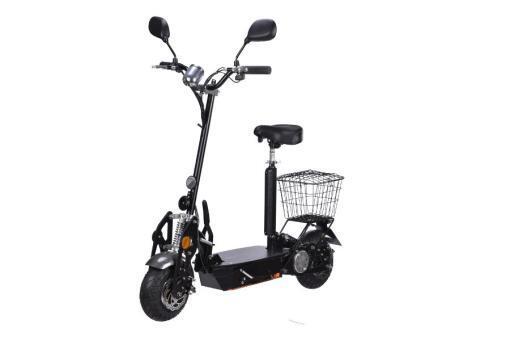 elektro scooter mit strassenzulassung 36v - beec-1