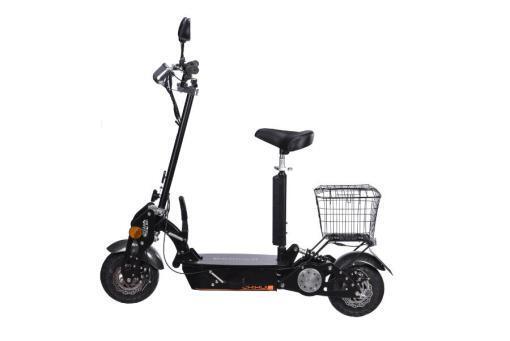 elektro scooter mit strassenzulassung 36v - beec-2