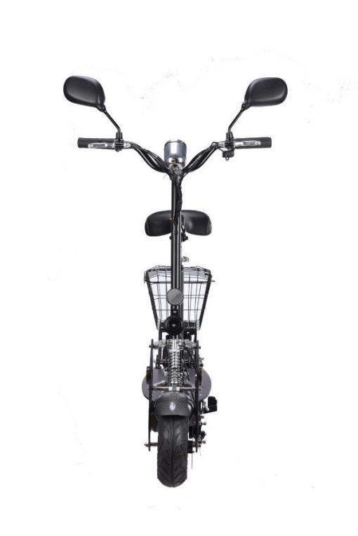 elektro scooter mit strassenzulassung 36v - beec-5