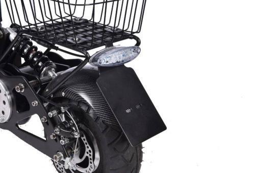 elektro scooter mit strassenzulassung 36v - beec-6