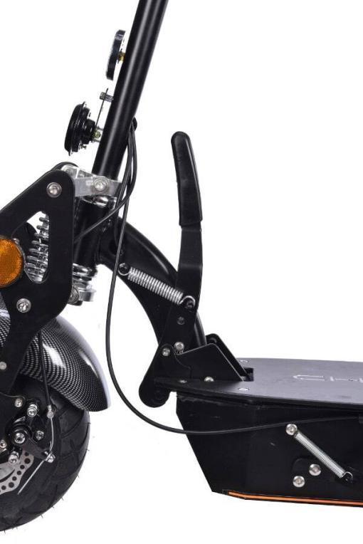 elektro scooter mit strassenzulassung 36v - beec-7