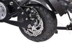 elektro scooter mit strassenzulassung 36v - beec-9
