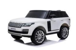 "Elektro Kinderfahrzeug ""Land Rover Range Rover"" - lizenziert - 2x 12V, 4x4- 2,4Ghz Ferngsteuert, MP3, Ledersitz+EVA -10"