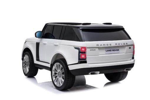 "Elektro Kinderfahrzeug ""Land Rover Range Rover"" - lizenziert - 2x 12V, 4x4- 2,4Ghz Ferngsteuert, MP3, Ledersitz+EVA -2"