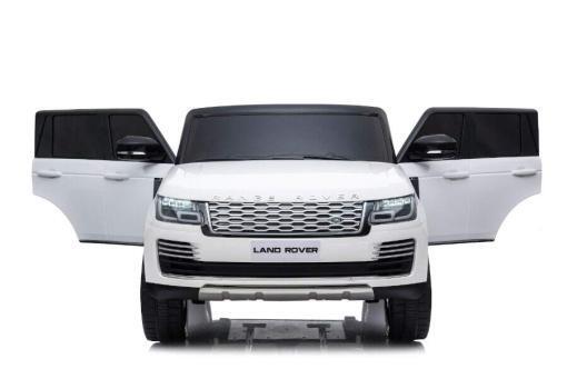 "Elektro Kinderfahrzeug ""Land Rover Range Rover"" - lizenziert - 2x 12V, 4x4- 2,4Ghz Ferngsteuert, MP3, Ledersitz+EVA -3"