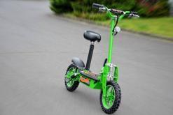 elektro scooter 36v 1000w gruen -c002g -1