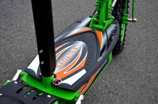 elektro scooter 36v 1000w gruen -c002g -10