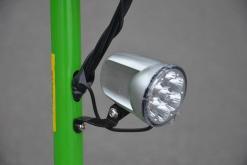 elektro scooter 36v 1000w gruen -c002g -11