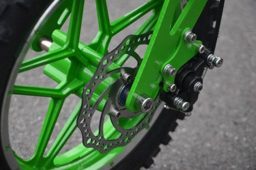 elektro scooter 36v 1000w gruen -c002g -14