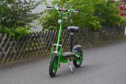 elektro scooter 36v 1000w gruen -c002g -3