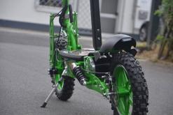 elektro scooter 36v 1000w gruen -c002g -5