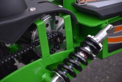 elektro scooter 36v 1000w gruen -c002g -6